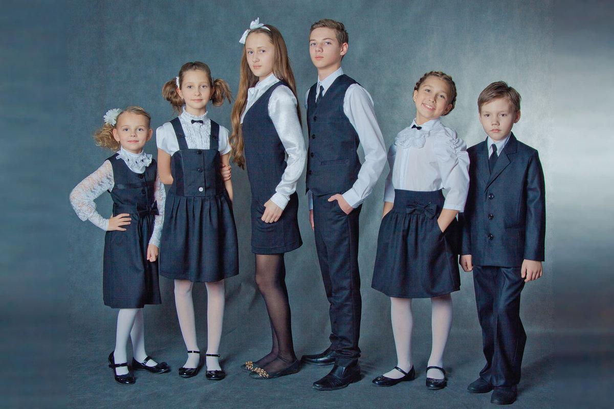 Картинки одежды для школьника